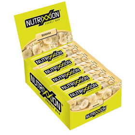 Nutrixxion Energy Bar Box 25 x 55g Banana
